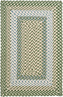 product image for Colonial Mills MG19 Montego Area Rug, 4x6-Feet, Lily Pad Green