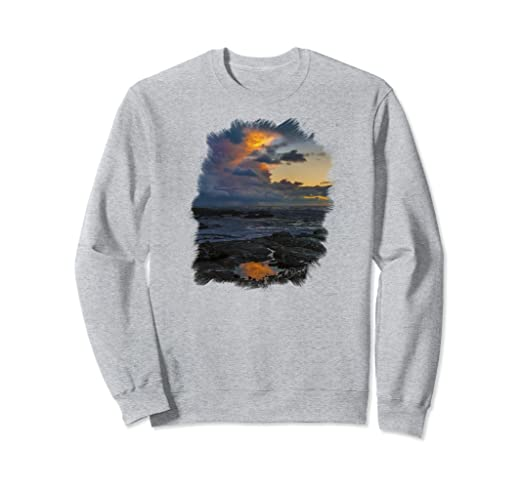 Yachats Sunset Sweatshirt