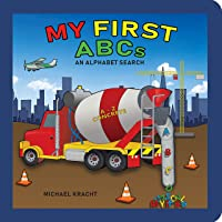 My First ABCs: An Alphabet Search (Board Book, Baby Book, Toddler Book)
