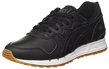 Asics Tiger Gel-Movimentum [HL7G7-9090] Women Casual Shoes Black/Black