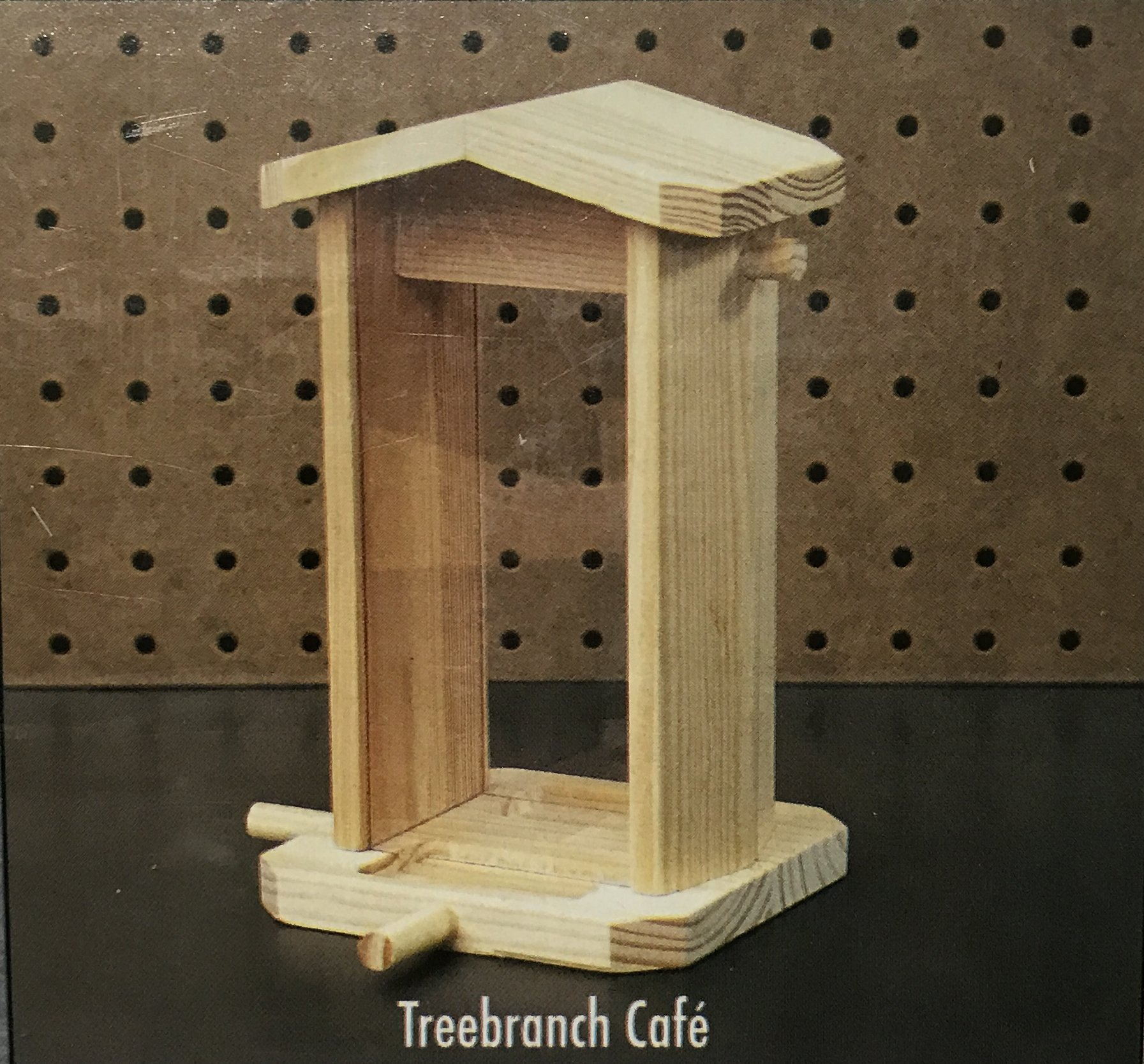 Wood Works Treebranch Cafe Birdhouse Kit