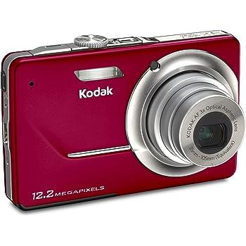 amazon com kodak easyshare m341 digital camera red point and rh amazon com Kodak EasyShare All in One kodak easyshare m341 software download
