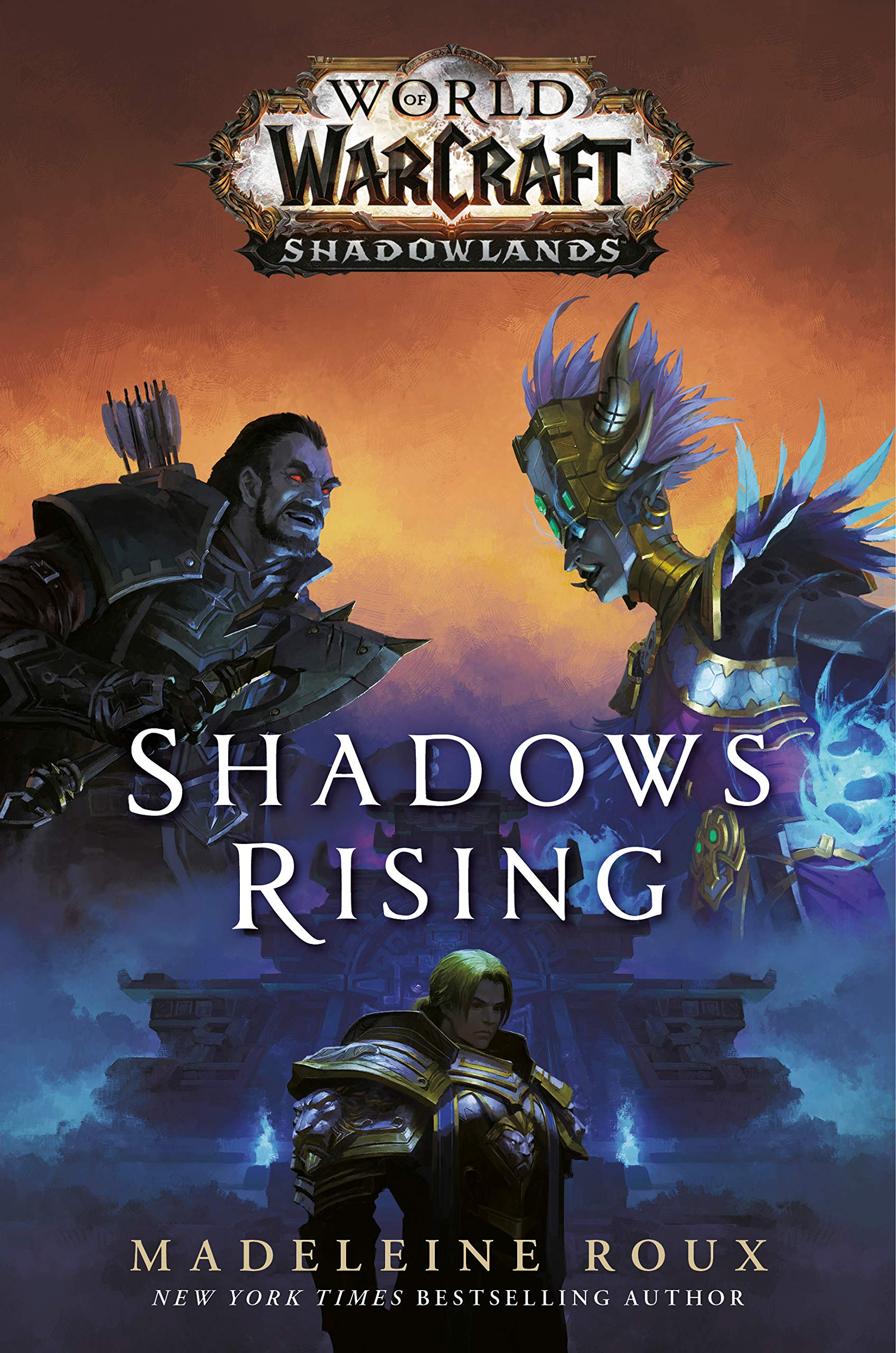 Amazon Com Shadows Rising World Of Warcraft Shadowlands