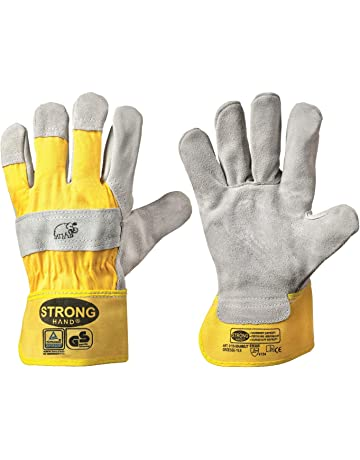 240c42e019a501 Mammut pro gants de travail en cuir croûte de 8 à 12 tailles