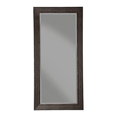 Sandberg Furniture 18811 Leaner Mirror, Full Length, Espresso