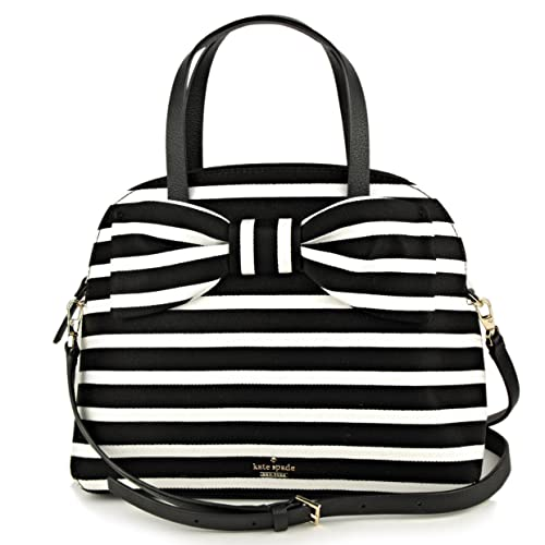 dbab8e918fb7 Kate Spade New York Women's Olive Drive Stripe Lottie Black/Soft ...