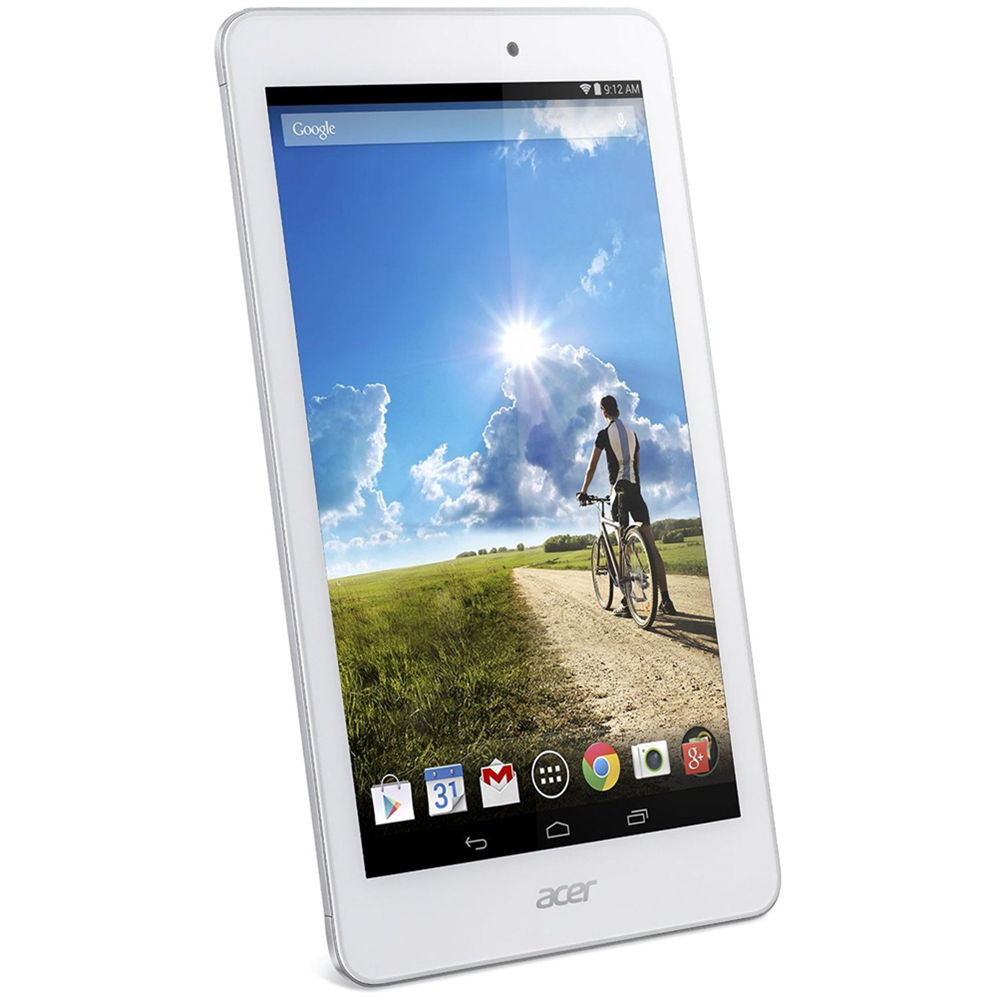 Acer Tablet 10.1'' MediaTek Cortex A35 1.30GHz 2GB Ram 16GB Flash Android7 (Certified Refurbished) by Acer