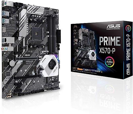 Asus Prime X570 P Mainboard Sockel Am4 Computer Zubehör