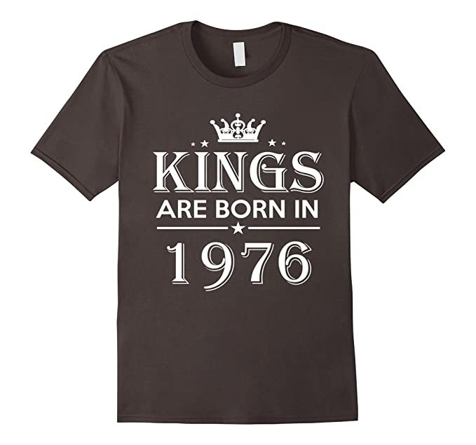 Mens 41st Birthday Gifts Idea For Him Men 41 Years Old King Shirt 2XL