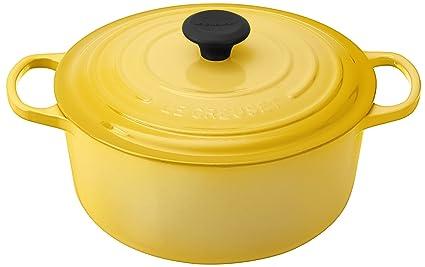 le creuset 7 5 quart dutch oven cuisinart le creuset signature enameled castiron 512quart round french amazoncom