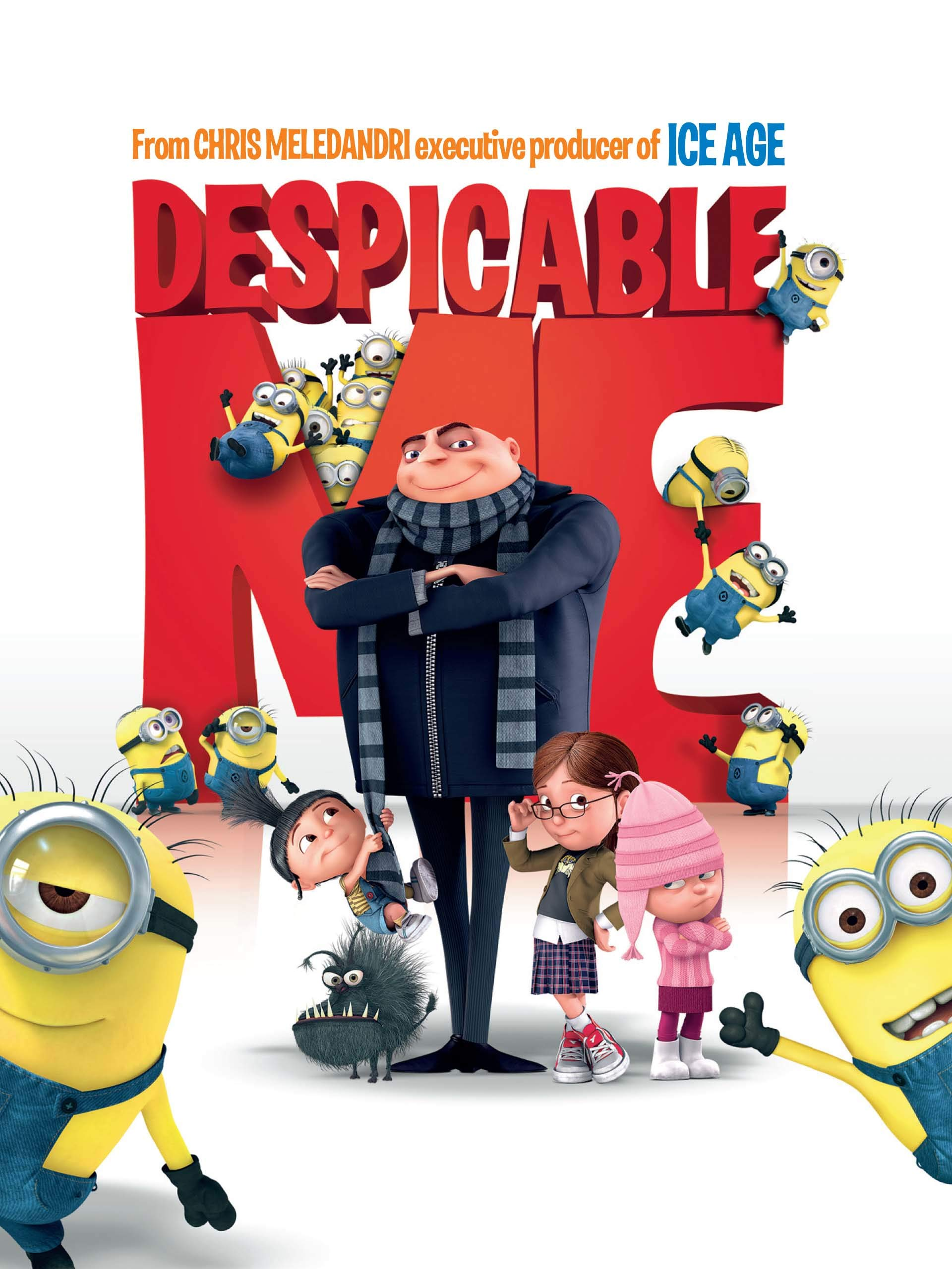 Despicable Me (4K UHD)