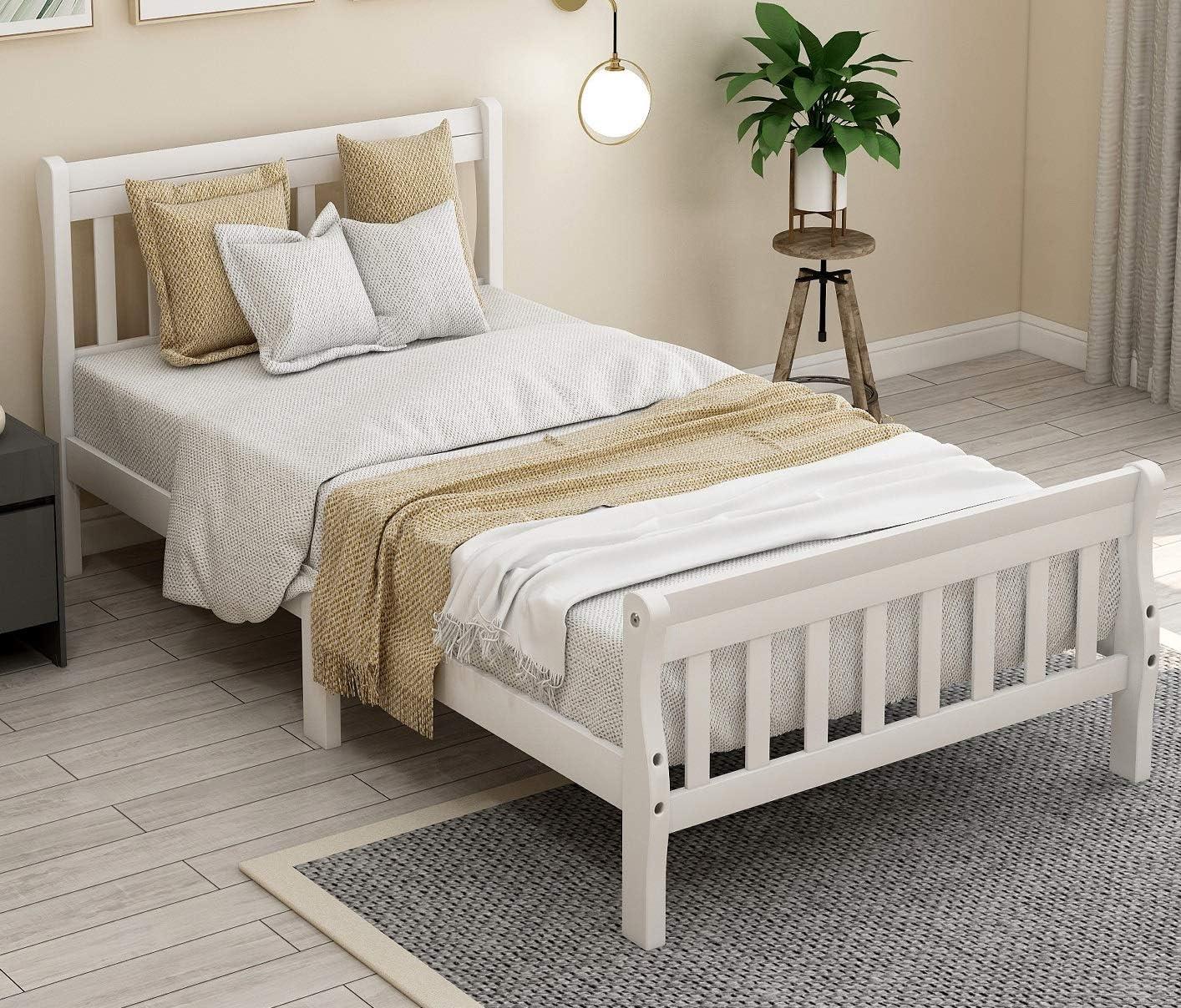 DanxeeTwin Platform Bed