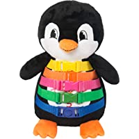 Buckle Toy - Blizzard Penguin - Learning Activity Toy - Develop Motor Skills and Problem Solving - Counting and Color…