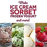 Dash DIC001AQ Deluxe Ice Cream Frozen Yogurt