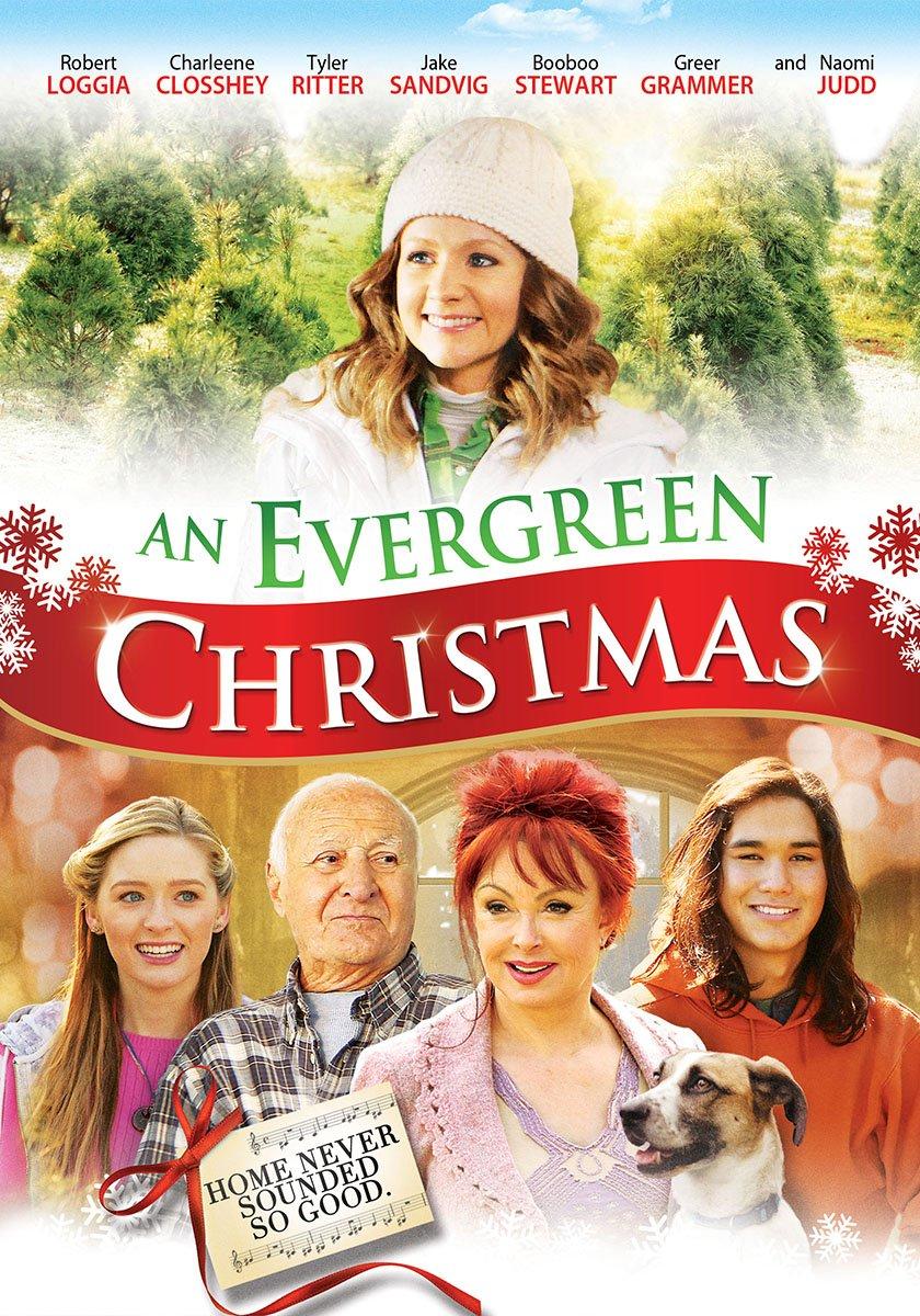 Rocky Mountain Christmas Cast.Amazon Com An Evergreen Christmas Robert Loggia Tyler