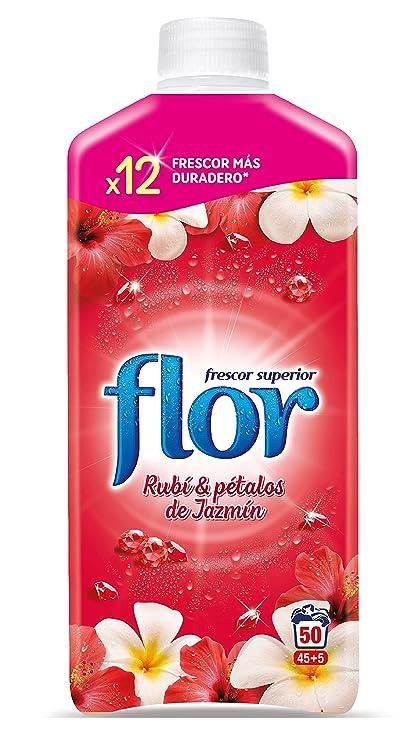 Flor Suavizante Concentrado Rojo - 1,03 l