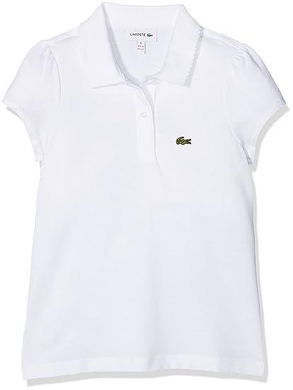 90b933f8d8 Et Fille Vêtements Accessoires Lacoste Polo AqS5YW7tw