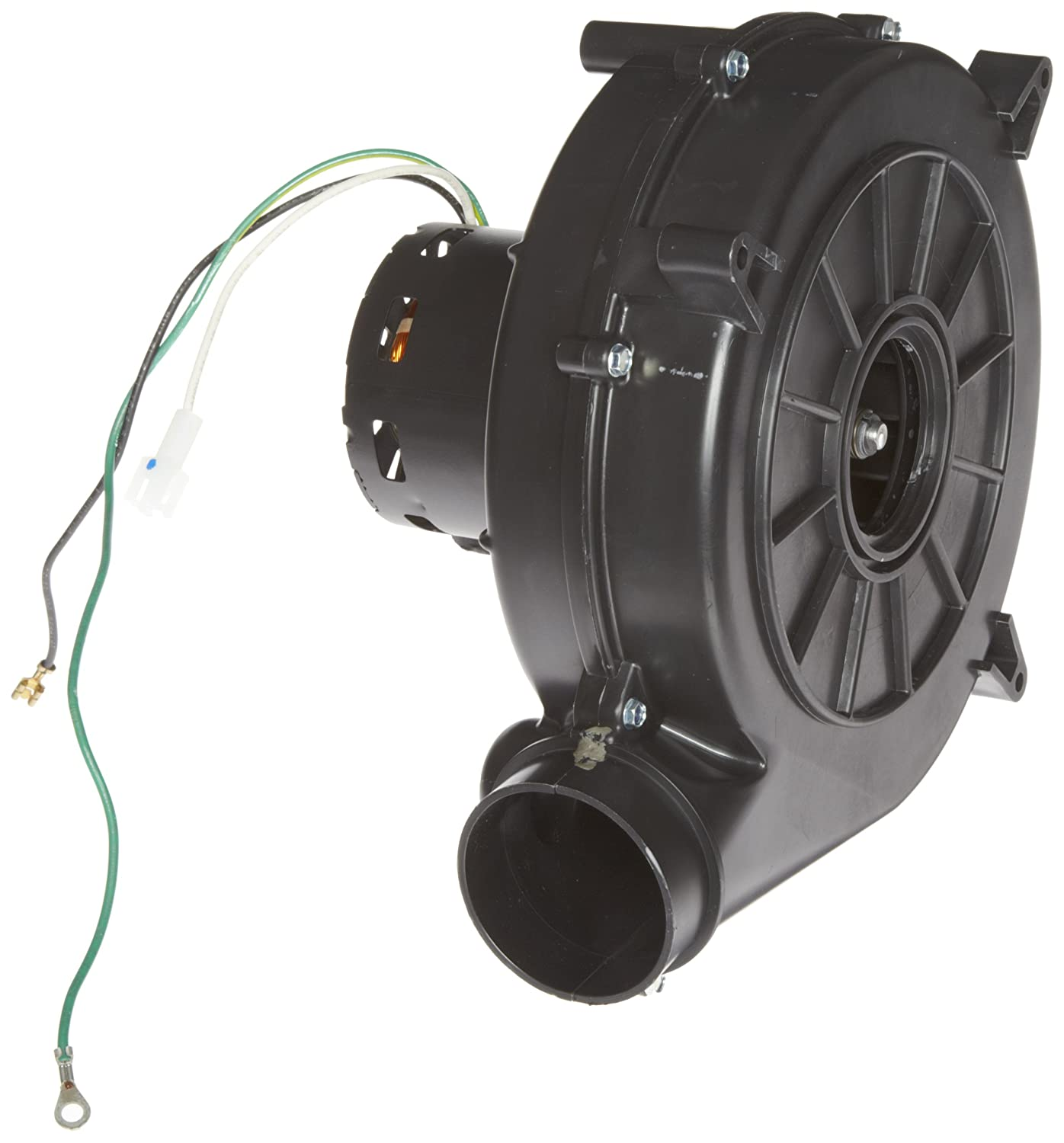 "Fasco A195 3.3"" Frame Shaded Pole OEM Replacement Specific Purpose Blower with Ball Bearing, 1/16HP, 3400rpm, 115V, 60Hz, 1.75 amps"