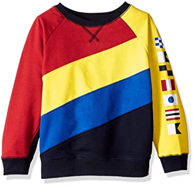 Nautica Boys French Terry Pullover
