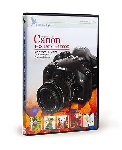 Emperador de vídeo-tutorial para Canon EOS 450D y 1000D (DVD, en ...