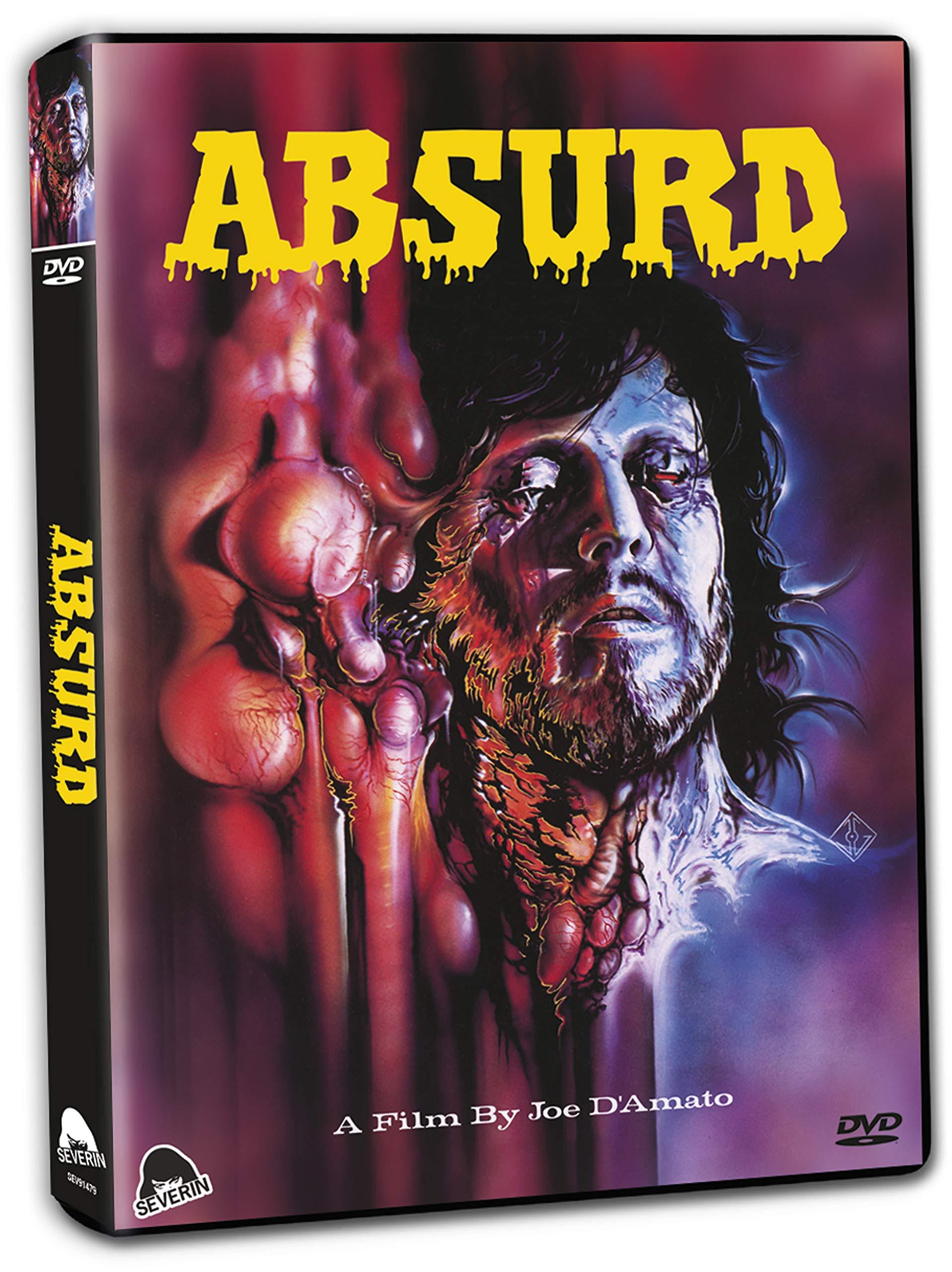 DVD : Absurd (DVD)
