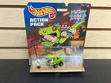 Hot Wheels Action Pack The Rugrats Movie Set/1 of 7 in Series ...