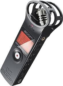 Zoom ZH1 H1 Handy Portable Digital Recorder (Black)