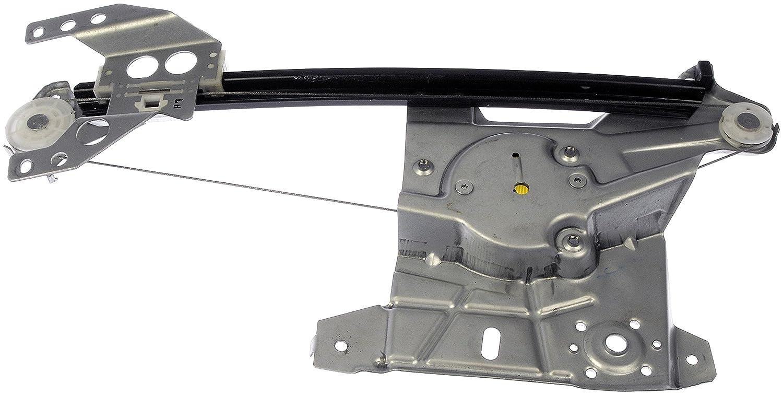 Dorman 740-050 Rear Driver Side Power Window Regulator for Select Audi Models