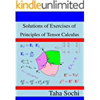 Solutions of Exercises of Principles of Tensor Calculus