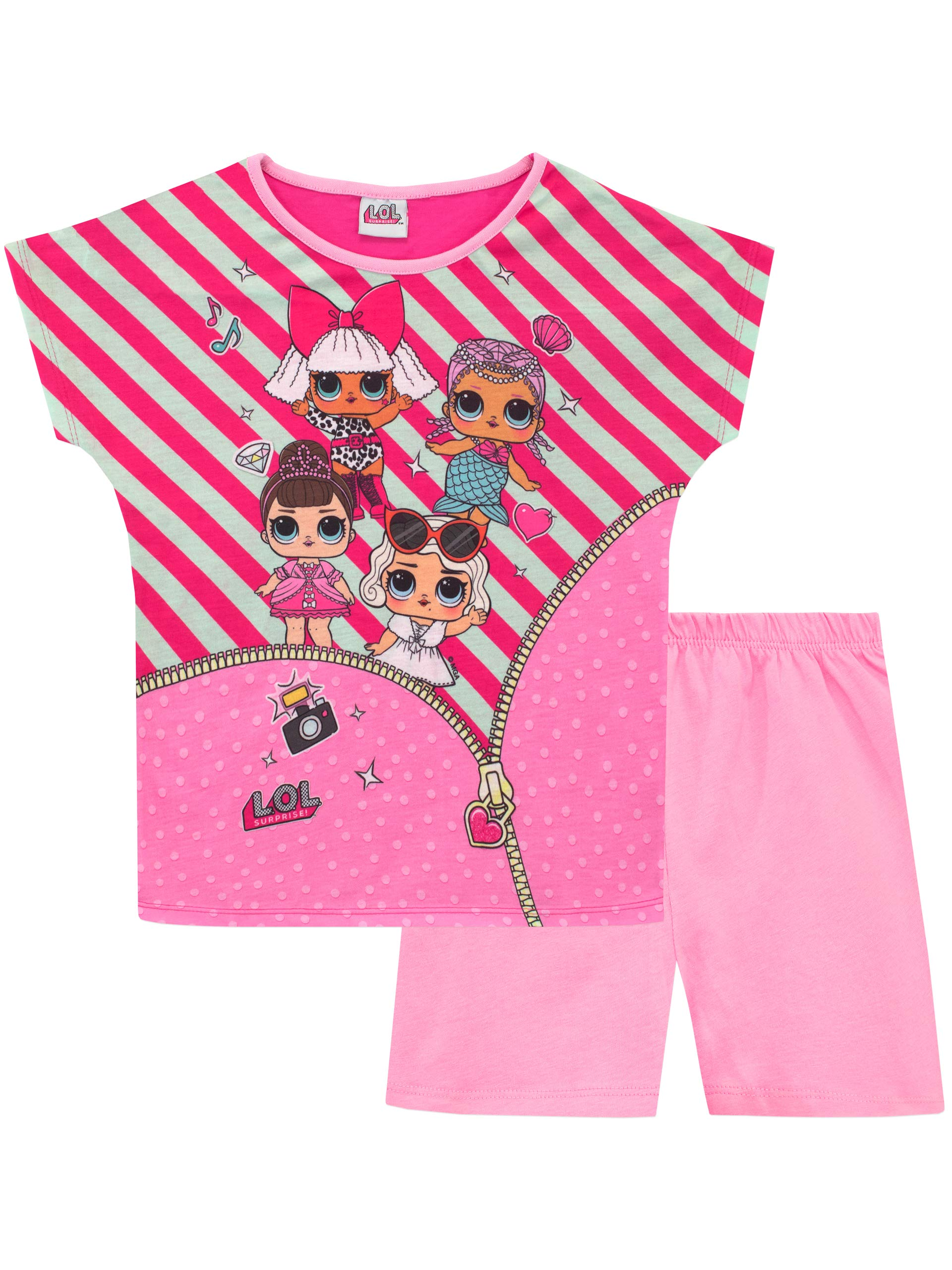 Surprise Girls Dolls Pyjamas L.O.L