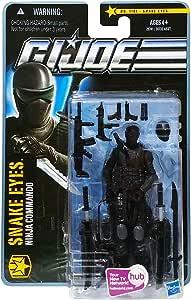 GI Joe Weapon Snake Eyes POC Machine Gun 2009 Original Figure Accessory #0612