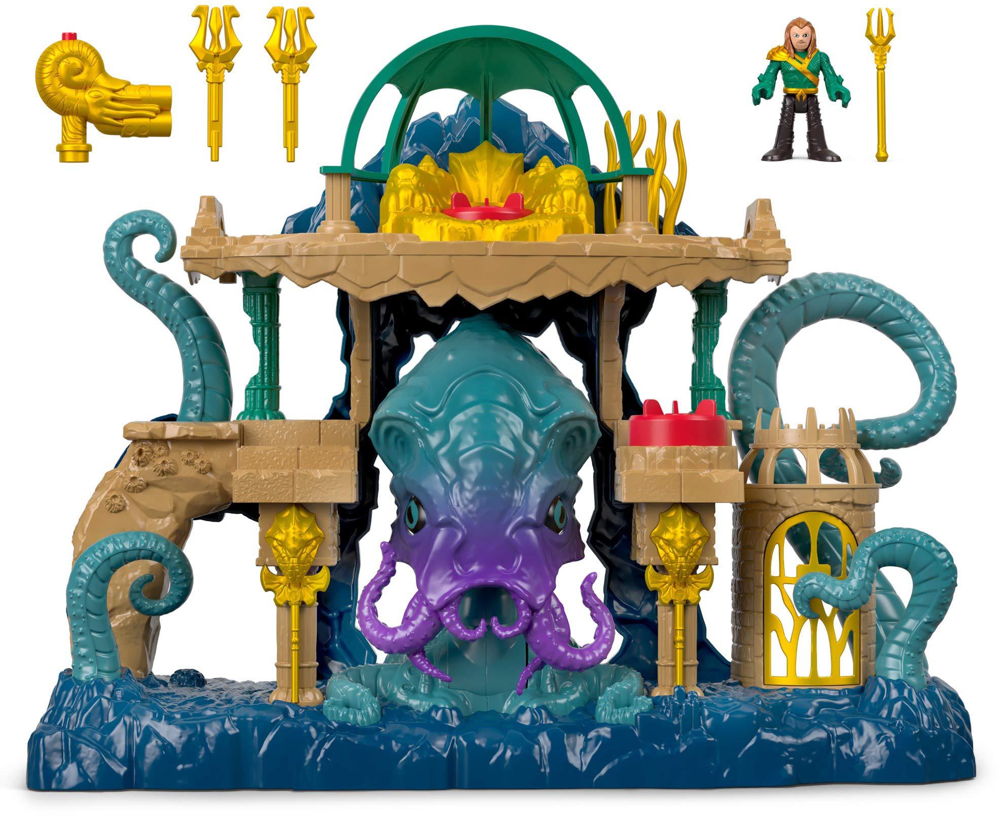 Fisher-Price Imaginext DC Super Friends Aquaman Playset