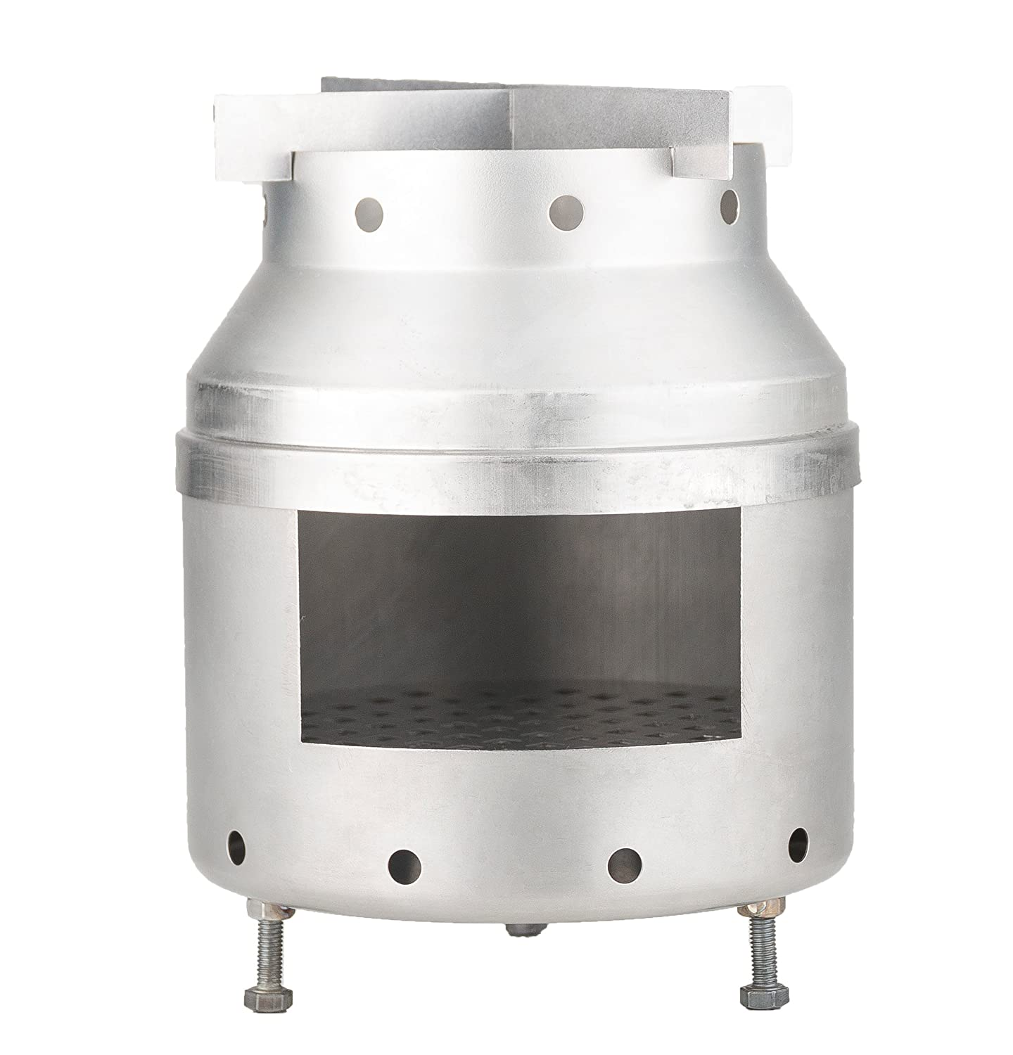 W.T.B. Outdoor Equipment hornillo - pocket stove: Amazon.es: Deportes y aire libre