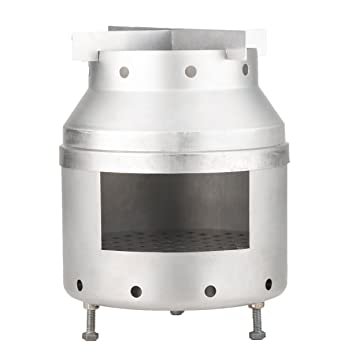 W.T.B. Outdoor Equipment hornillo - pocket stove