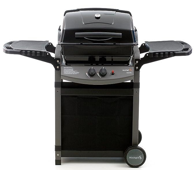 149 opinioni per Sochef G20512 Saporillo Barbecue, Nero/Grigio
