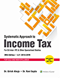 Systematic Approach to Income Tax