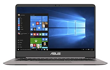 Asus Zenbook UX410UA GV410T Ultrabook 14quot Full HD Gris Intel Core I7