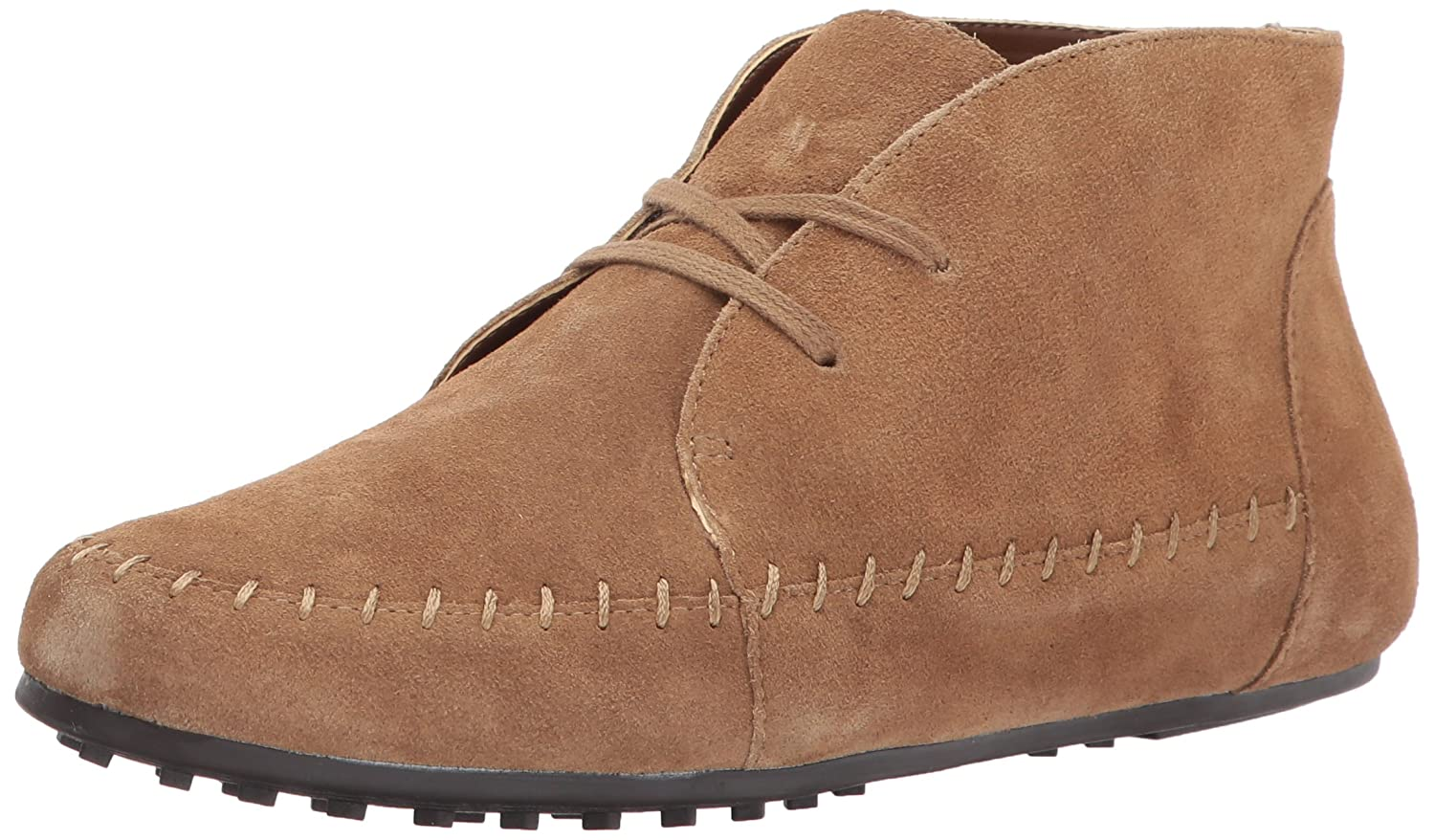 Aerosoles Women's Driving Range Ankle Boot B073P3KTFX 8 M US|Tan Suede