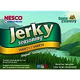 Nesco BJV-6 Jerky Spice Works, Variety Assortment, 6 pack