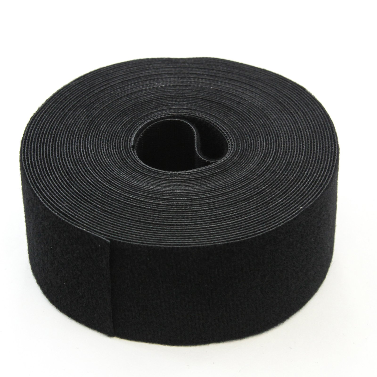 30FT REUSABLE 2 Inch Roll Hook & Loop Cable Fastening Tape Cord Wraps Straps