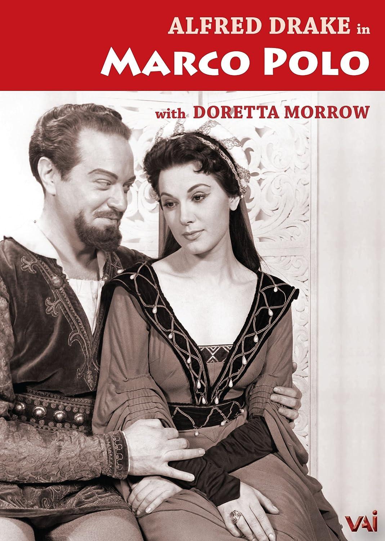 Alfred Drake / Doretta Morrow - Marco Polo - Live Telecast 1956 ...