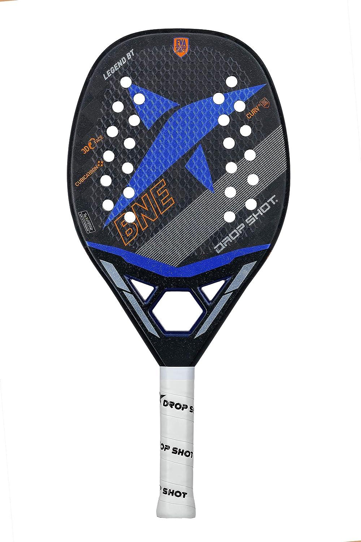 DROP SHOT Pala de pádel Modelo Legend Beach Tennis-Colección ...
