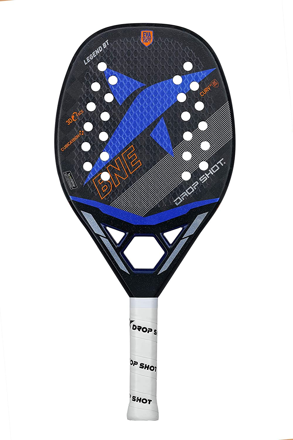 DROP SHOT Pala de pádel Modelo Legend Beach Tennis-Colección ...