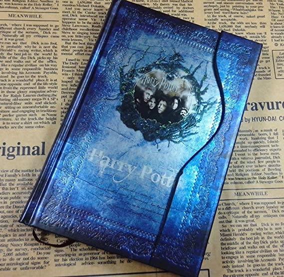 Agenda de Harry Potter, estilo retro: Amazon.es: Juguetes y ...