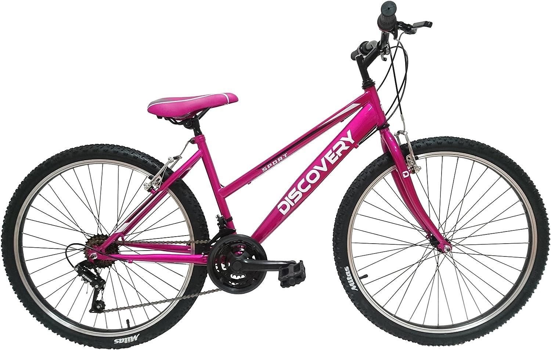 Discovery DP070 - Bicicleta de montaña mountainbike B.T.T. 26