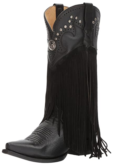 091fb4e2462 Amazon.com | Roper Women's Concha Western Boot | Mid-Calf
