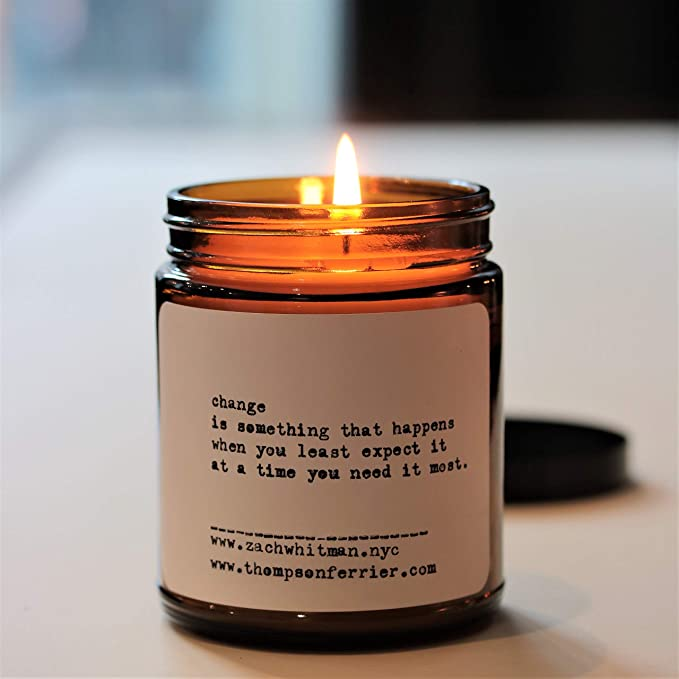 Soy Wax Blend Home Fragrance Gift Ideas Love Wins Thompson Ferrier Apothecary Amber Jar Candle Essential Oils