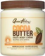 Queen Helene Cream Cocoa Butter 15oz (3 Pack)