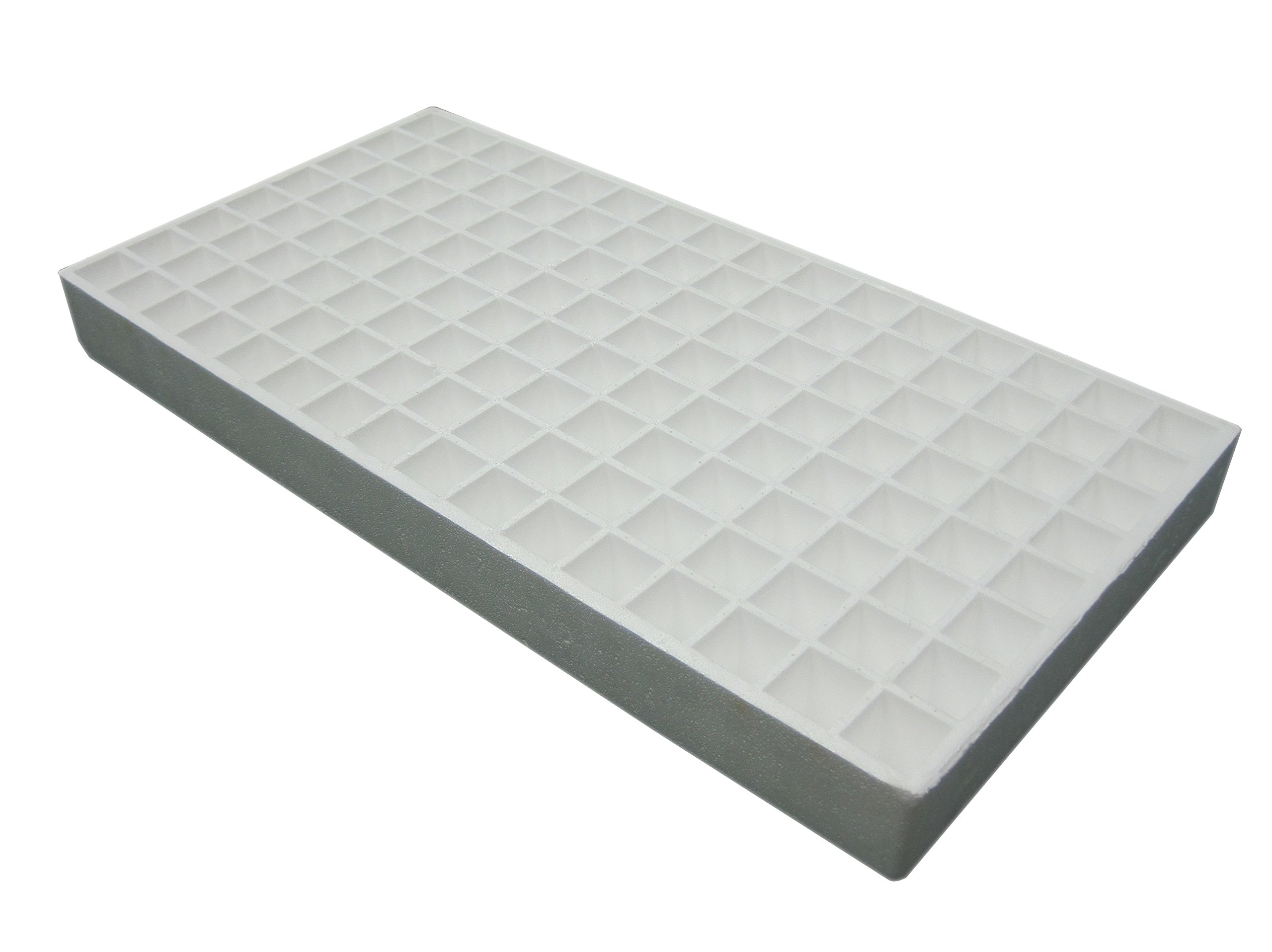 RSI Hydroponic Seed Trays 128 Plugs, 2 Pack