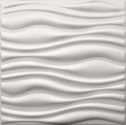 Paneles Decorativos De Pared 3D - Tableros de Pared 3D - Revestimiento de Pared 3D -